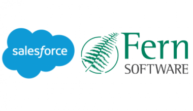 Fern Software and Salesforce Partnership